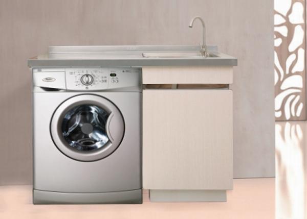 洗衣橱洗漱台